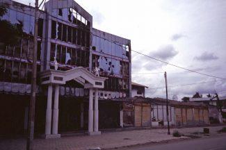 1999 Dili Makota hotel now Hotel Timor