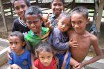 More kids smile Timor L'este
