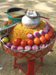 Bangla snacks stall