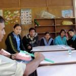 Bishnu and teacher training