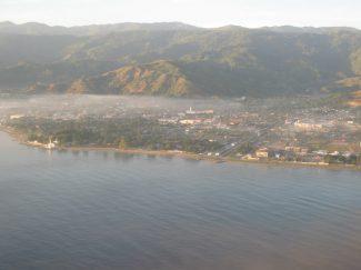 Early morning Dili, Timor Leste