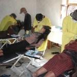 Dental camp Goljung, Nepal