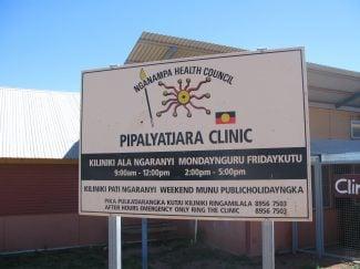 Pipalyatjara Clinic APY Lands