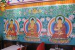 Restaurant of buddhas Nepal