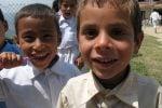 Bhattedande schoolkids Nepal