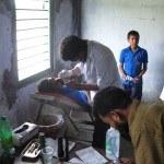 The school at Pancha Kanda