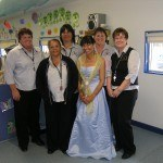 Kay the tooth fairy and Wellington staff