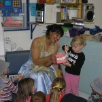 Tooth fairy and kids