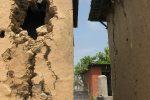 Cracked house Bhattedanda
