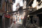 Bhaktapur propping