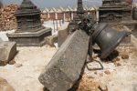 Swoyambunath fallen kanti