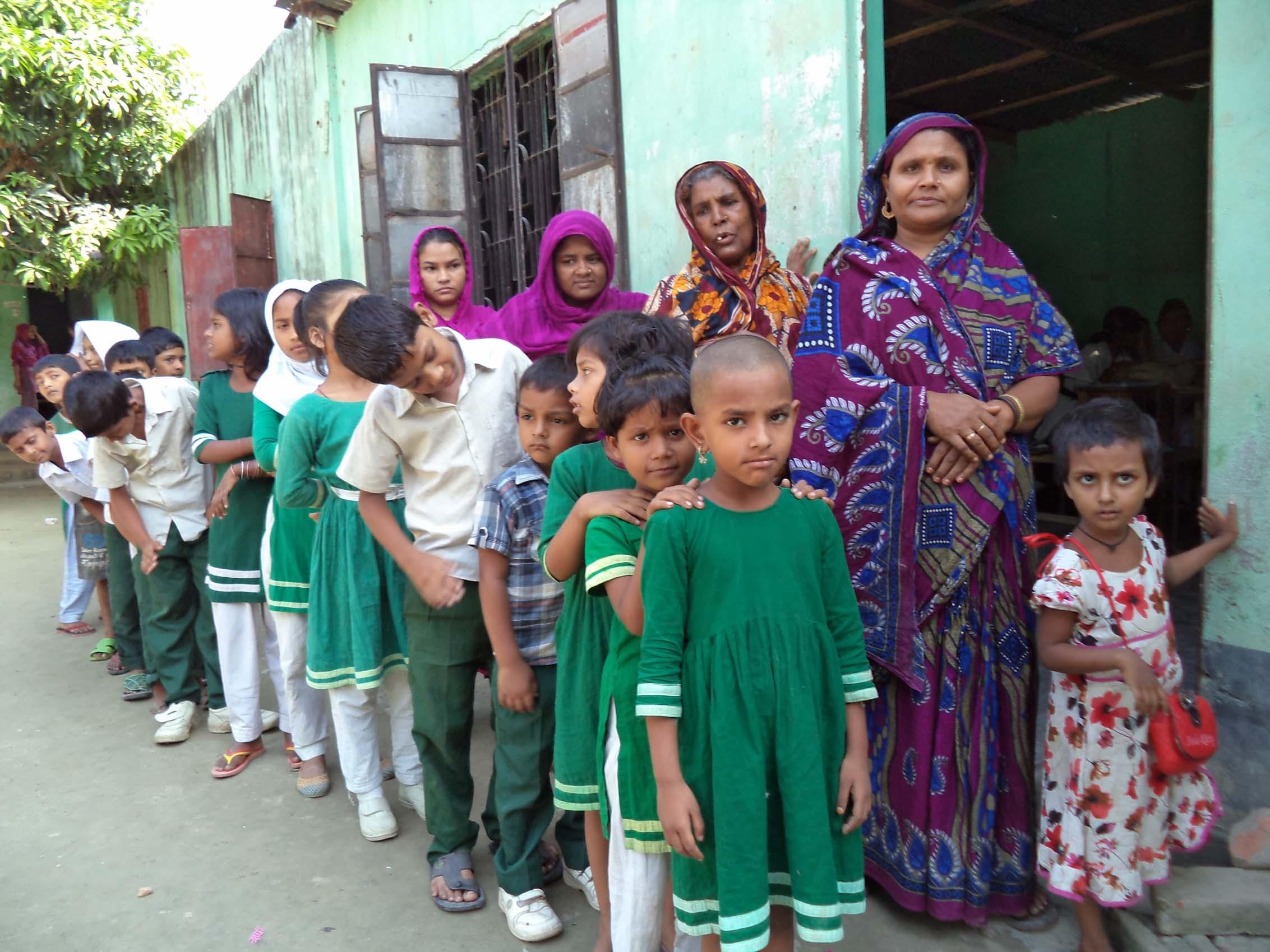 Dental camps continue in Bangladesh - October - Teeth & Toilets