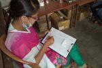 Government Primary School, Block - E data recording