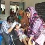 Government Primary School, Block - E helpful hands