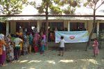 Government Primary School, Block - E queue