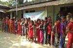Shurovi School, D queue